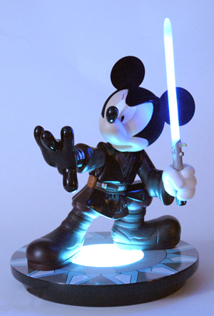 Mickey's Saber