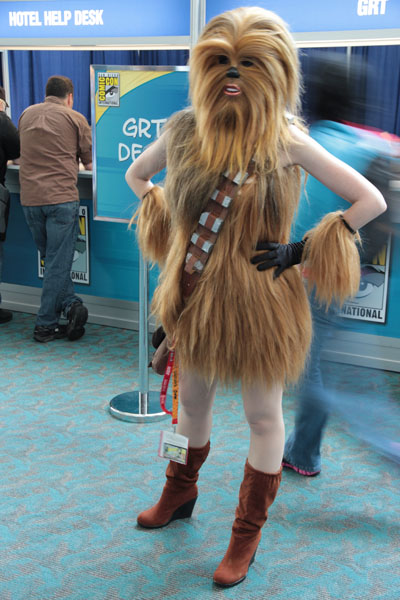 Female Wookiee 2