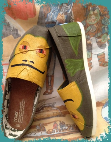 Jabba Shoes 1