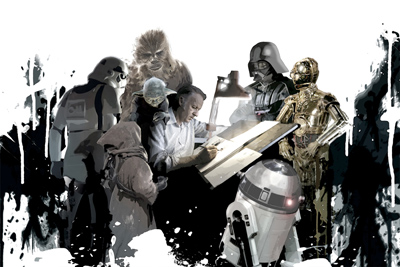 Ralph McQuarrie remembrance piece by Brian Rood
