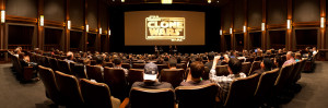 Clone Wars Screening