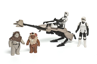 Speeder Bike