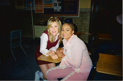 That's So Raven! Here I am with Raven Symone!