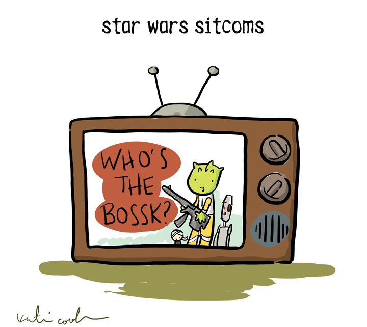 Star Wars Sitcoms