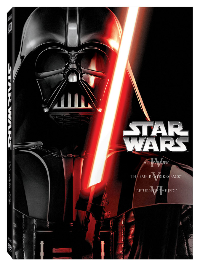 Star Wars Blu-ray/DVD Combo Packs Now Available | StarWars.com