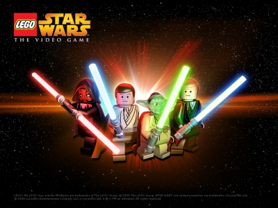 Collecting the Galaxy: 15 Years of LEGO Star Wars, Part 1 ...