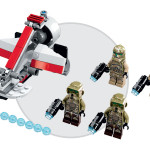 LEGO Star Wars Kashyyyk troopers from Toy Fair 2014