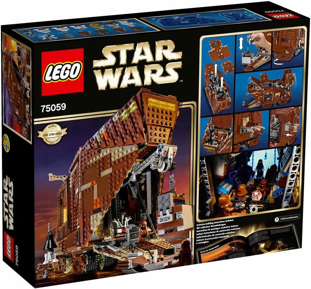 New lego star wars releases in may star wars blog - Croiseur interstellaire star wars lego ...