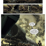 Star Wars Legacy #13 page 1