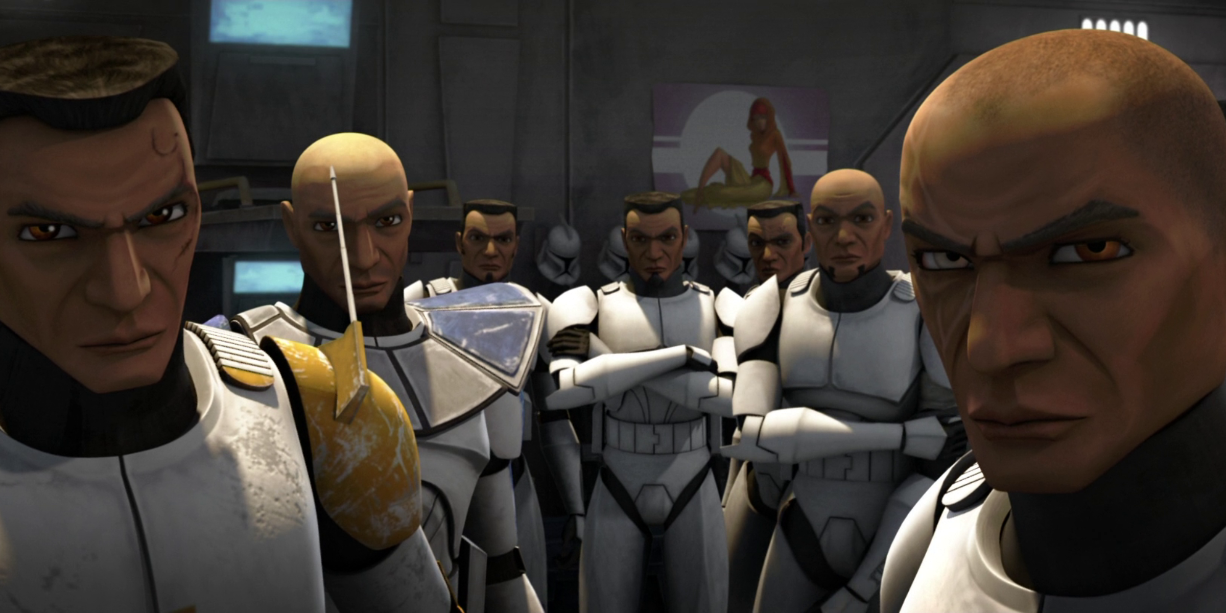 8 notable clone troopers from star wars the clone wars starwars com