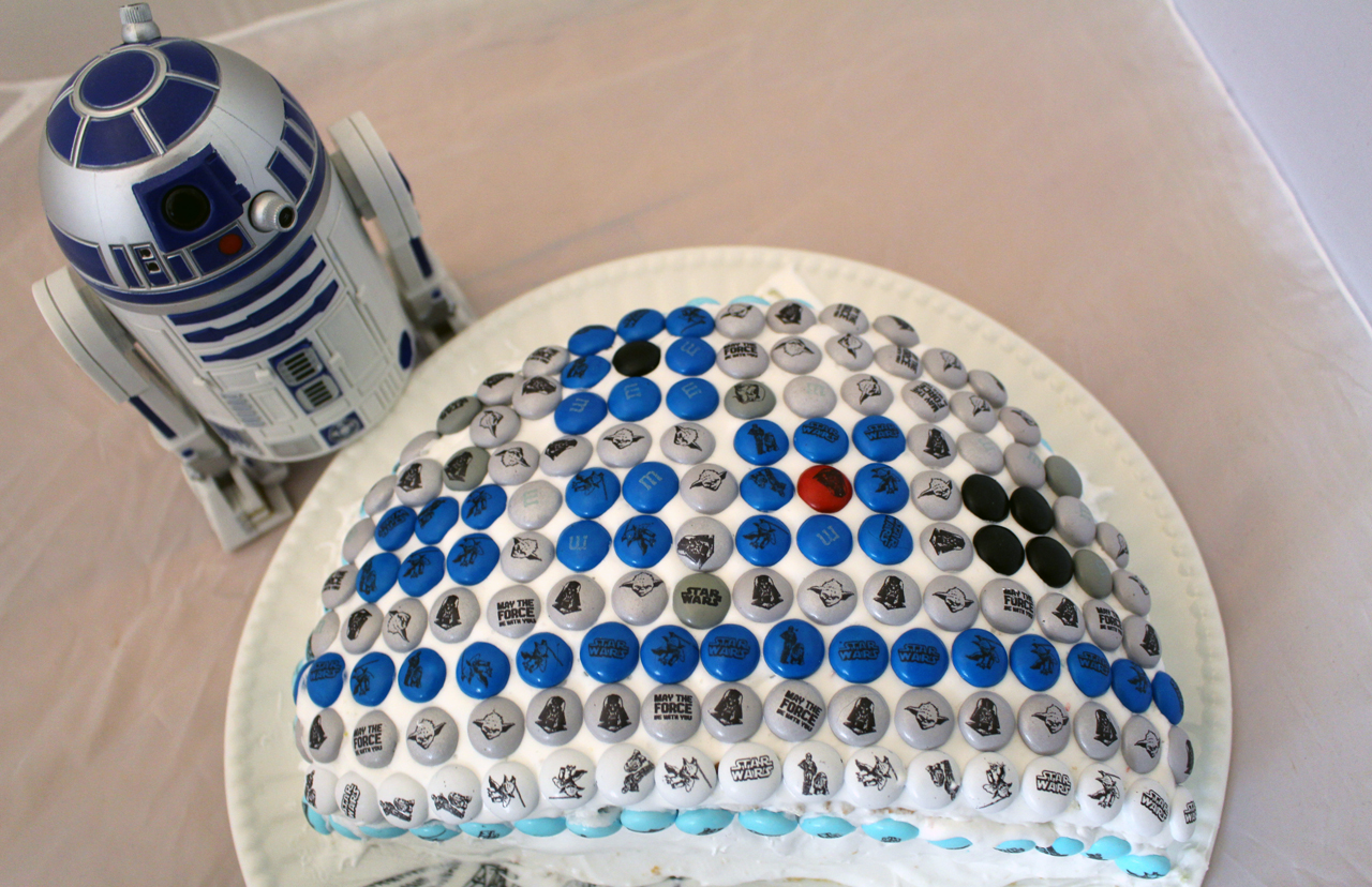 Star Wars Day Recipe With My M Amp M S Star Wars Blog