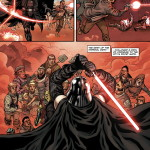 Star Wars: Darth Vader and the Cry of Shadows #5 page 1