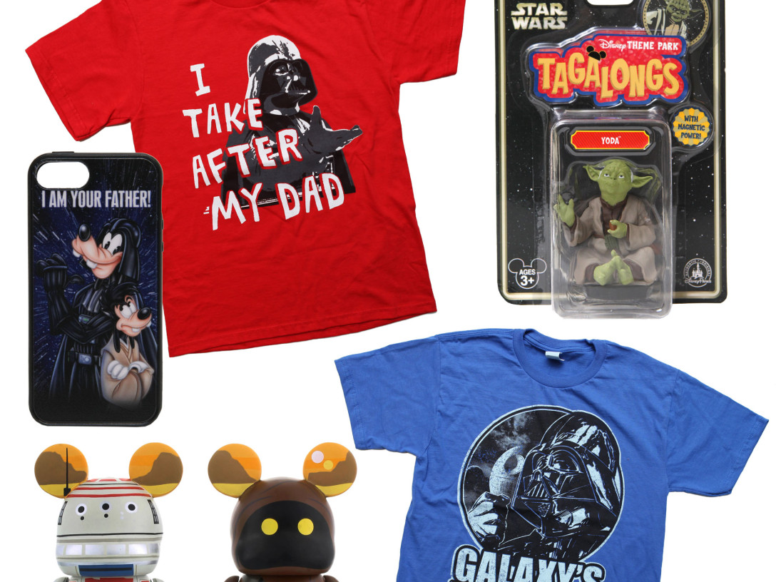 new star wars day merchandise now available at disney parks preview. Black Bedroom Furniture Sets. Home Design Ideas