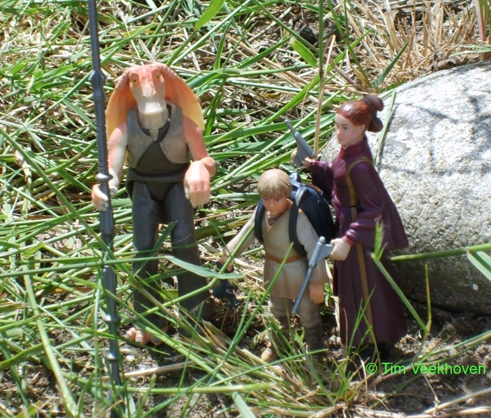 Phantom Menace toys