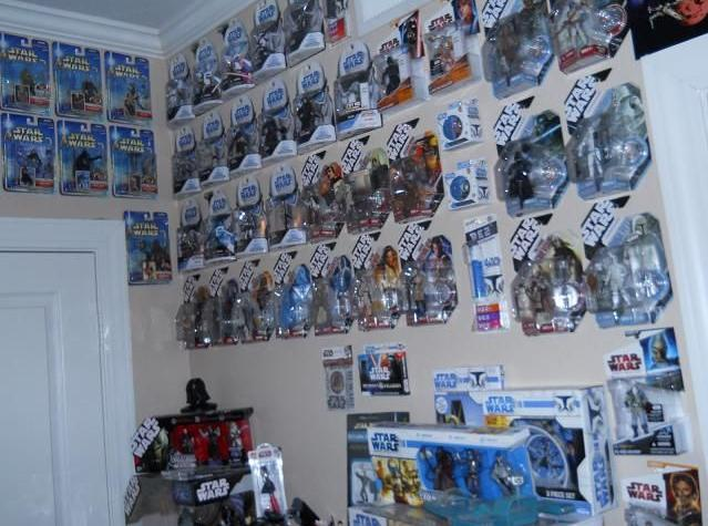 How to Organize Your Star Wars Collection