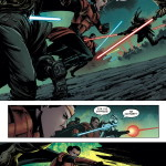 Star Wars Legacy #18, page 1