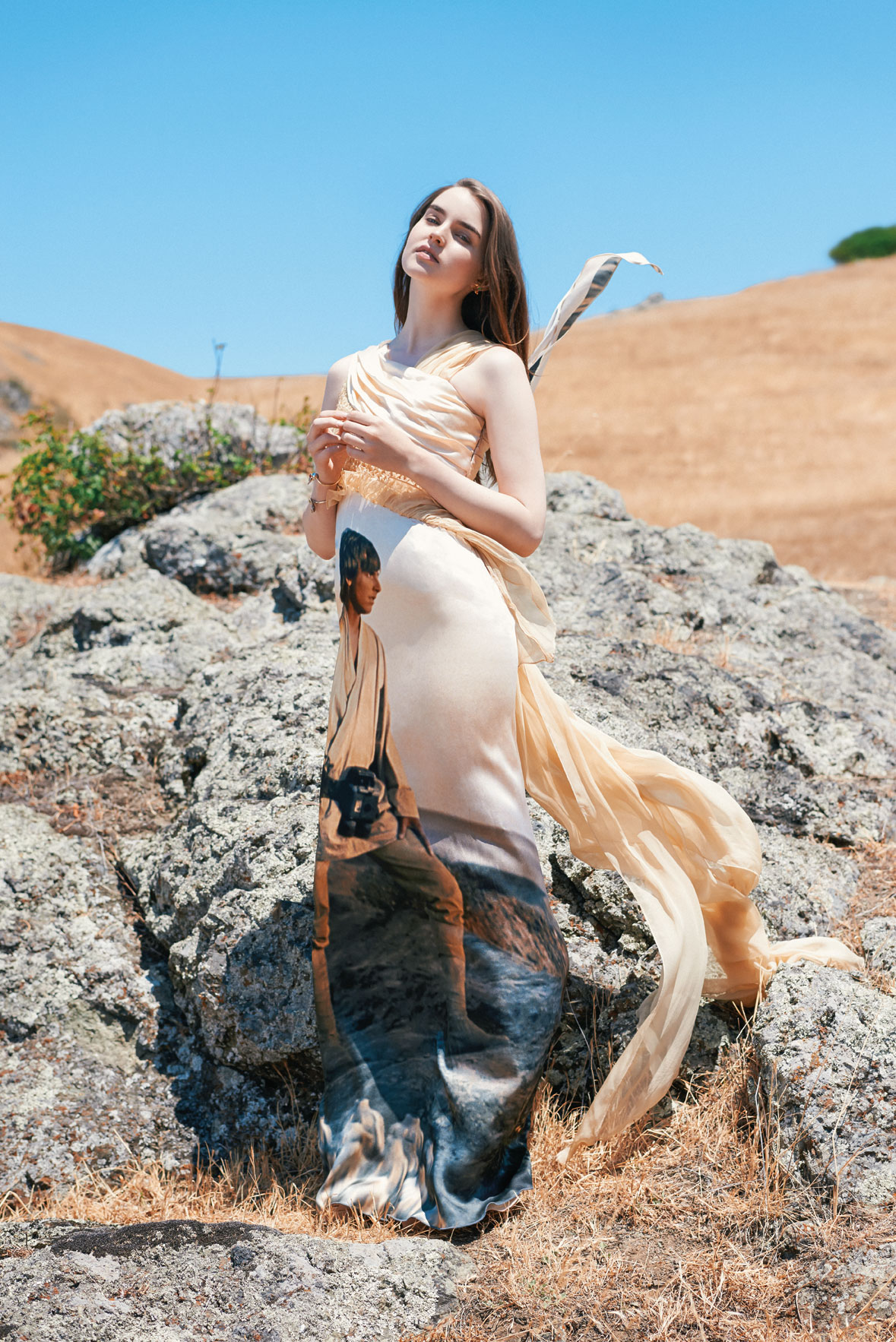 PAPER Magazine Features Rodarte Star Wars Collection at ...