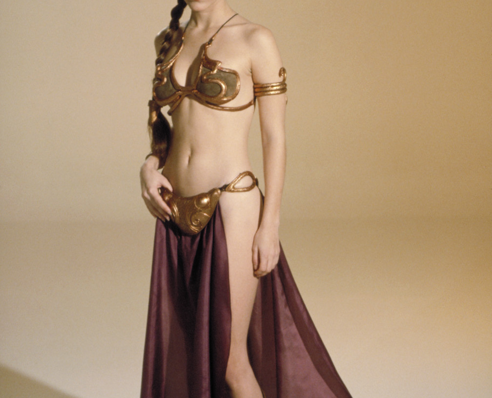 Star Wars and The Power of Costume - Princess Leia