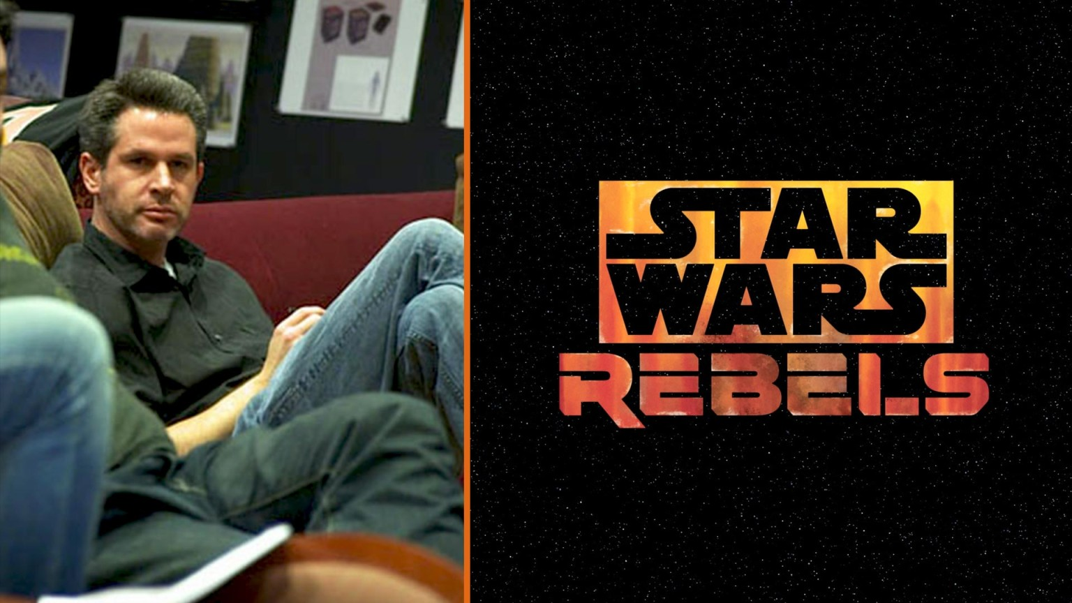Simon Kinberg, executive producer of Star Wars Rebels