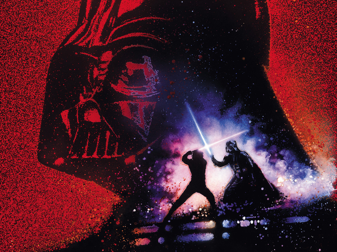 Star Wars Art: Posters - Revenge of the Jedi poster