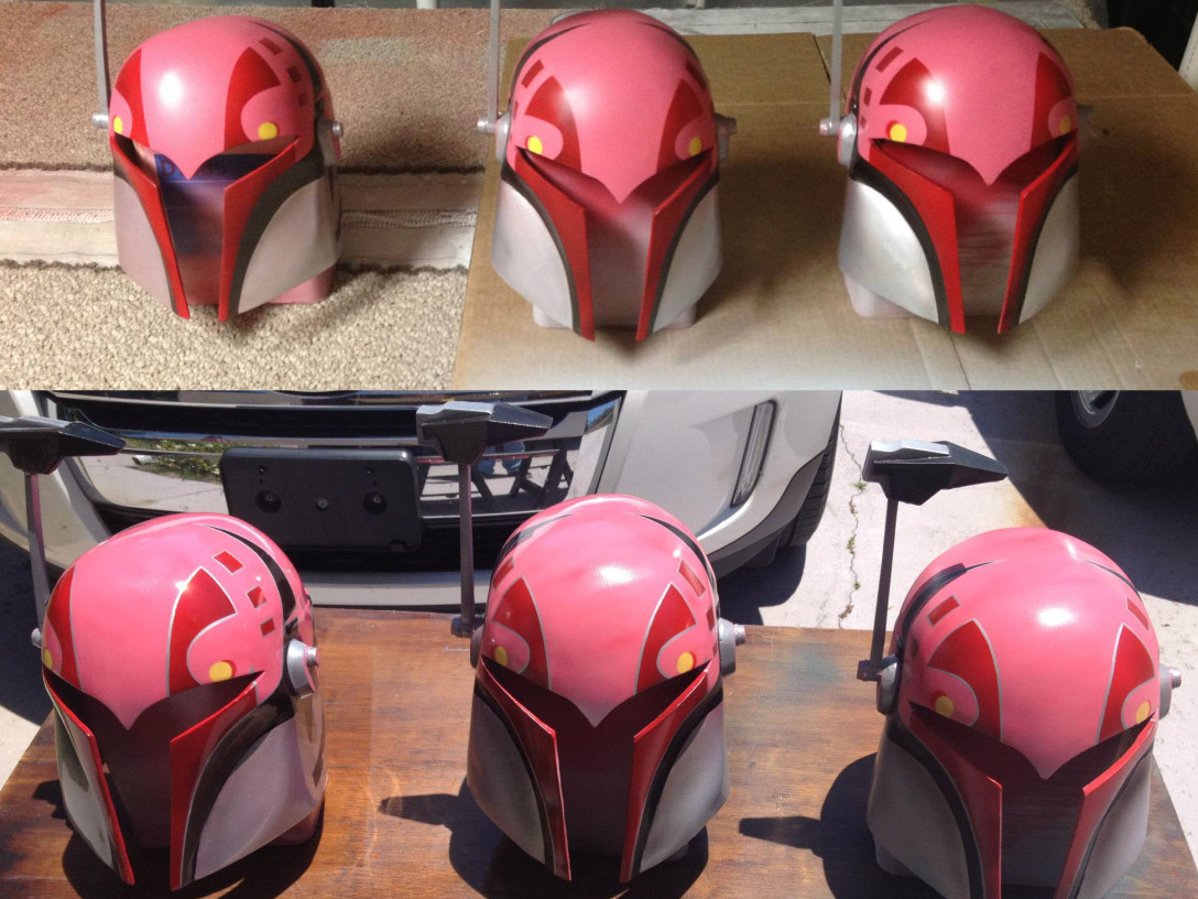 Mandalorian mysteries crafting the armor starwars armor rise of the mandalorian mercs part 5 enter sabine pronofoot35fo Images