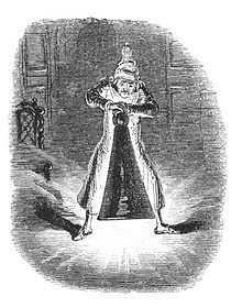 the dark side in a christmas carol by charles dickens Forget 'a christmas carol,' charles dickens and michael faraday created 'a  chemistry carol'  winter, with its cold, dark nights, is a great time for huddling  by the  would have appealed to the social activist side of dickens.