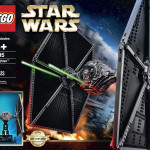 Ultimate Collector Series LEGO Star Wars TIE Fighter
