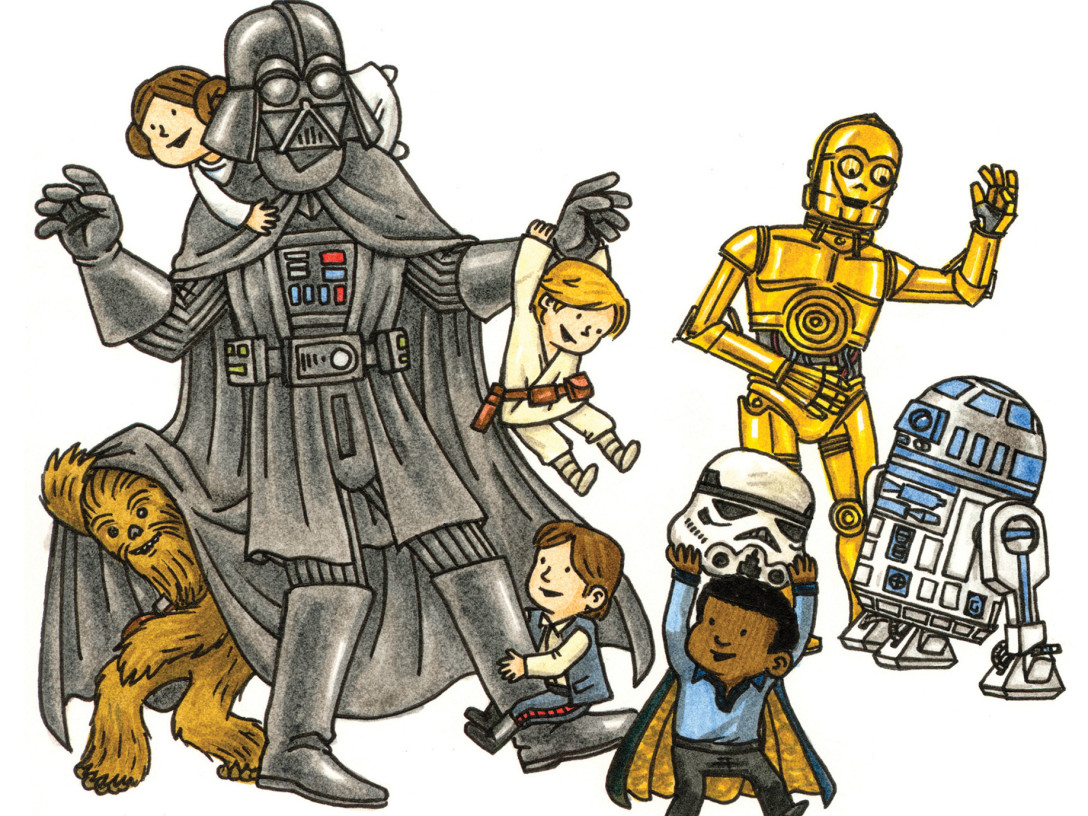 Star Wars A New Hope Book Summary For Kids