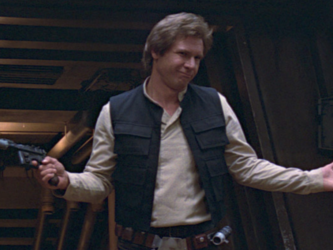 Which Star Wars Film Should You Watch Right Now - Han Solo