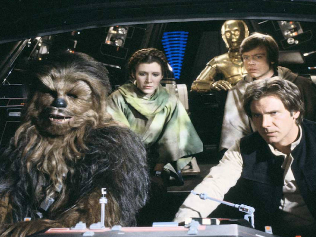 The Group from Star Wars