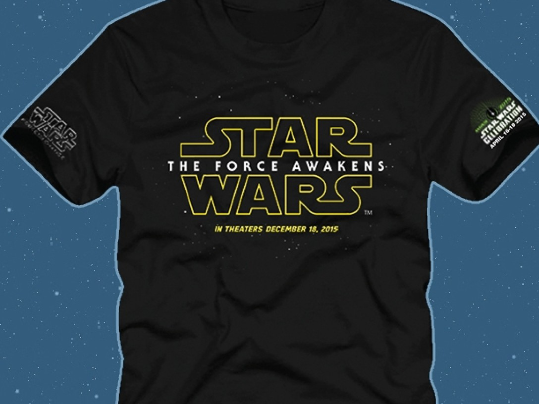 Star Wars: The Force Awakens Shirt