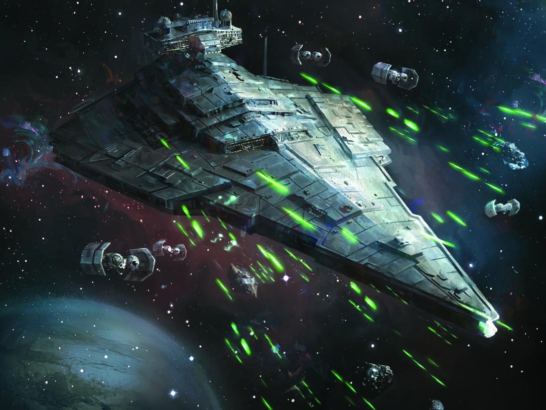 Star Wars Fantasy Flight games - Star Wars: Armada Expansion Pack