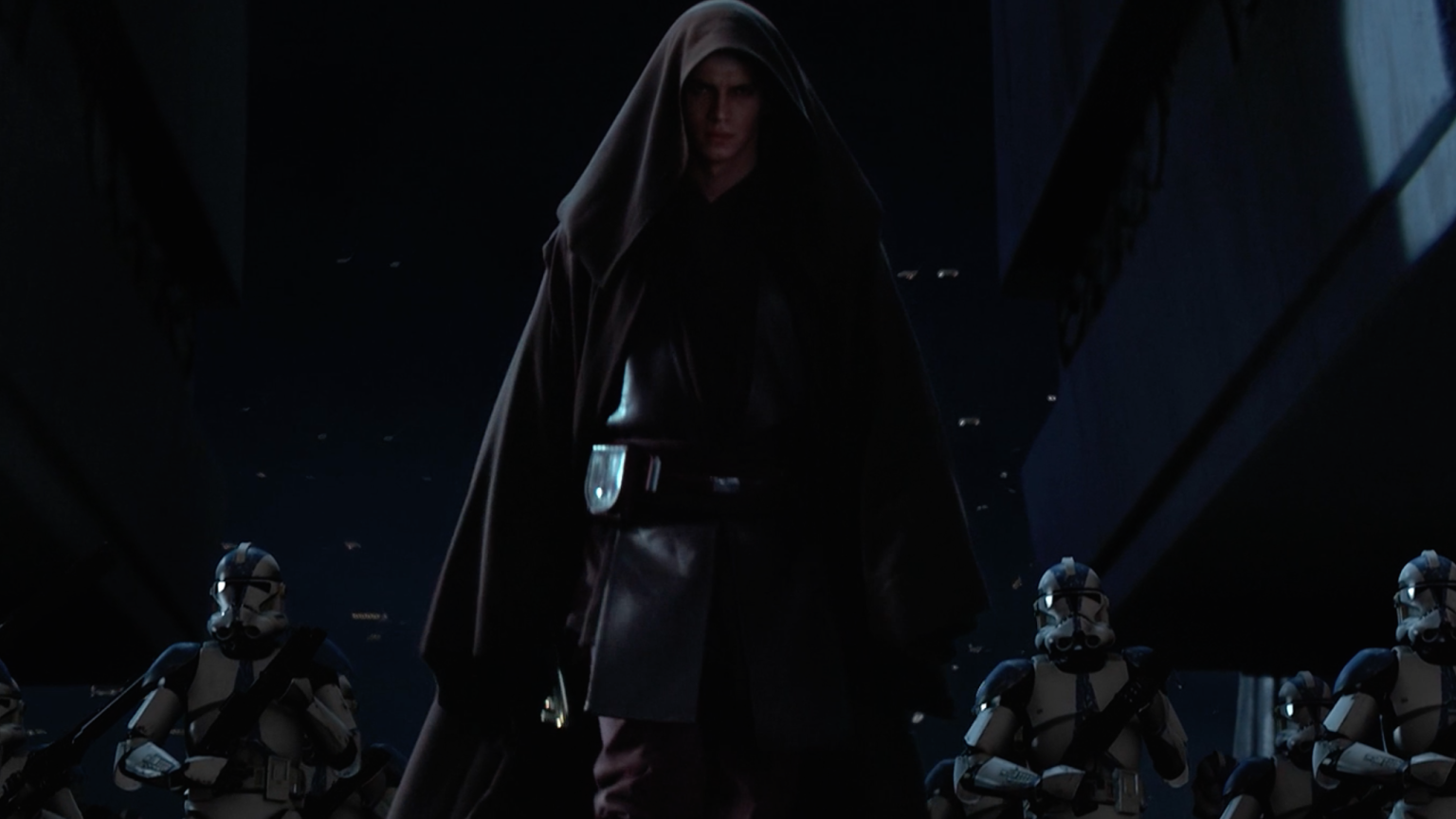 Anakin and the 501st