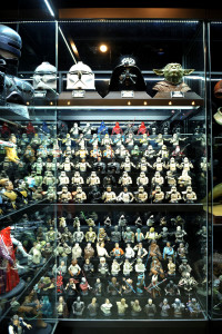 Cho Woong - Star Wars collection: Star Wars figures and collectibles