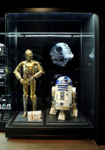 Cho Woong - Star Wars collection: R2-D2 and C-3PO