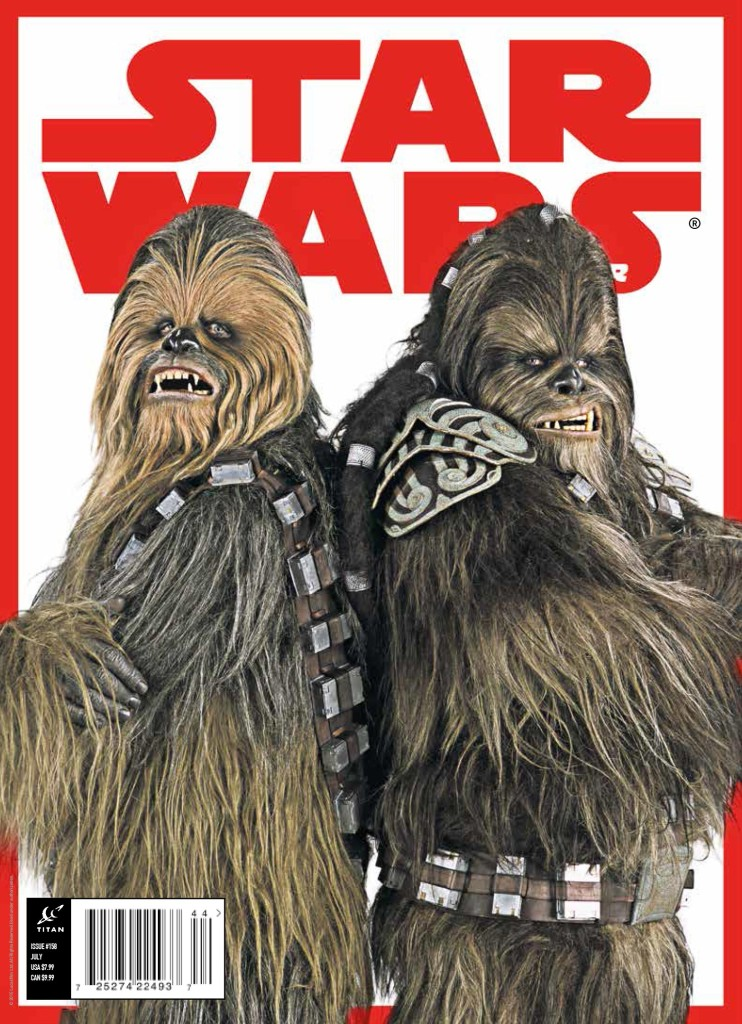 Star Wars Insider 158 Subscriber Cover