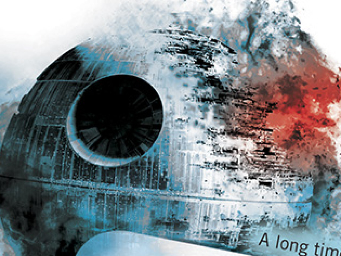 Star Wars: Aftermath - book cover