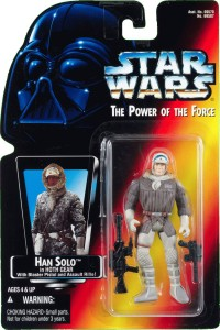 Kenner - Han Solo (Hoth)