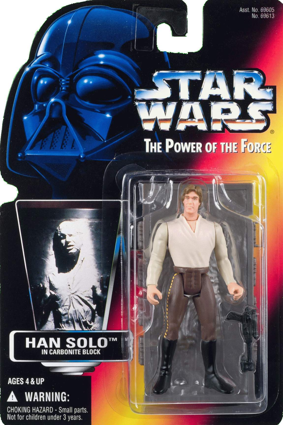 The Power of the Force 1990s Figures