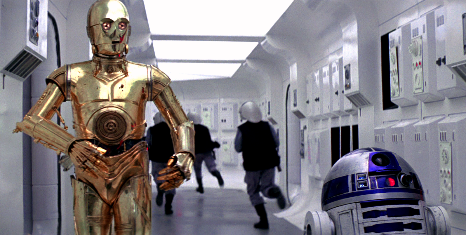 R2d2 And C3po 6 of C-3PO'...