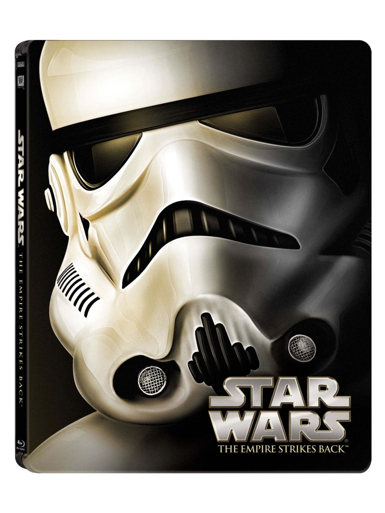 Star Wars Blue-ray - Stormtrooper cover