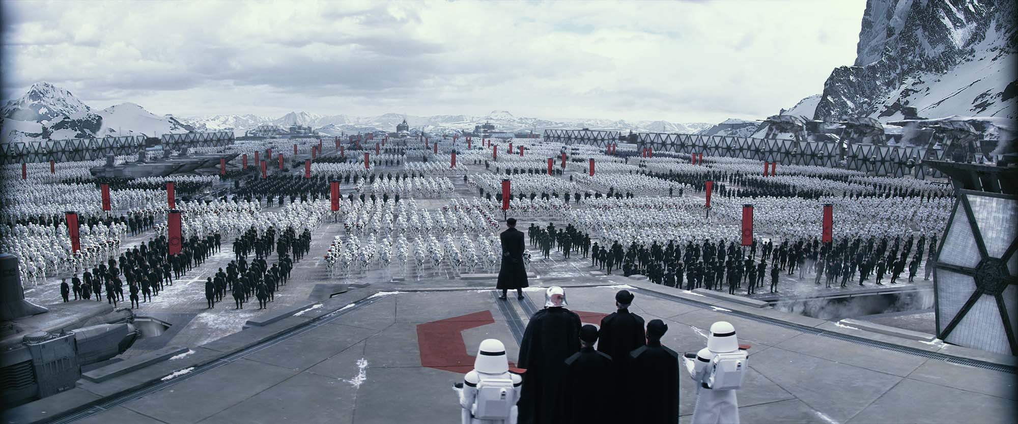 Force Awakens - First Order