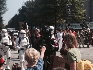 Dragon Con 2015 - Kylo Ren