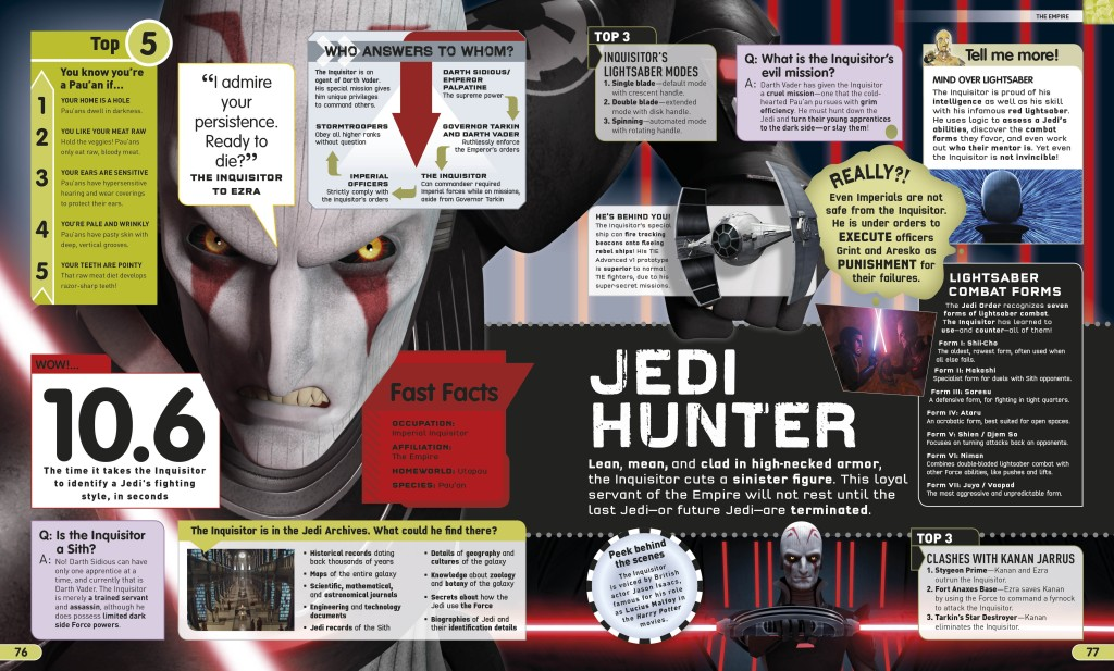 Star Wars: Absolutely Everything You Need to Know - The Inquisitor