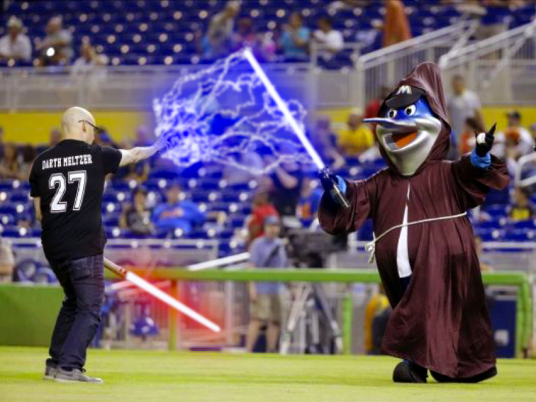 Miami Marlins Star Wars Day