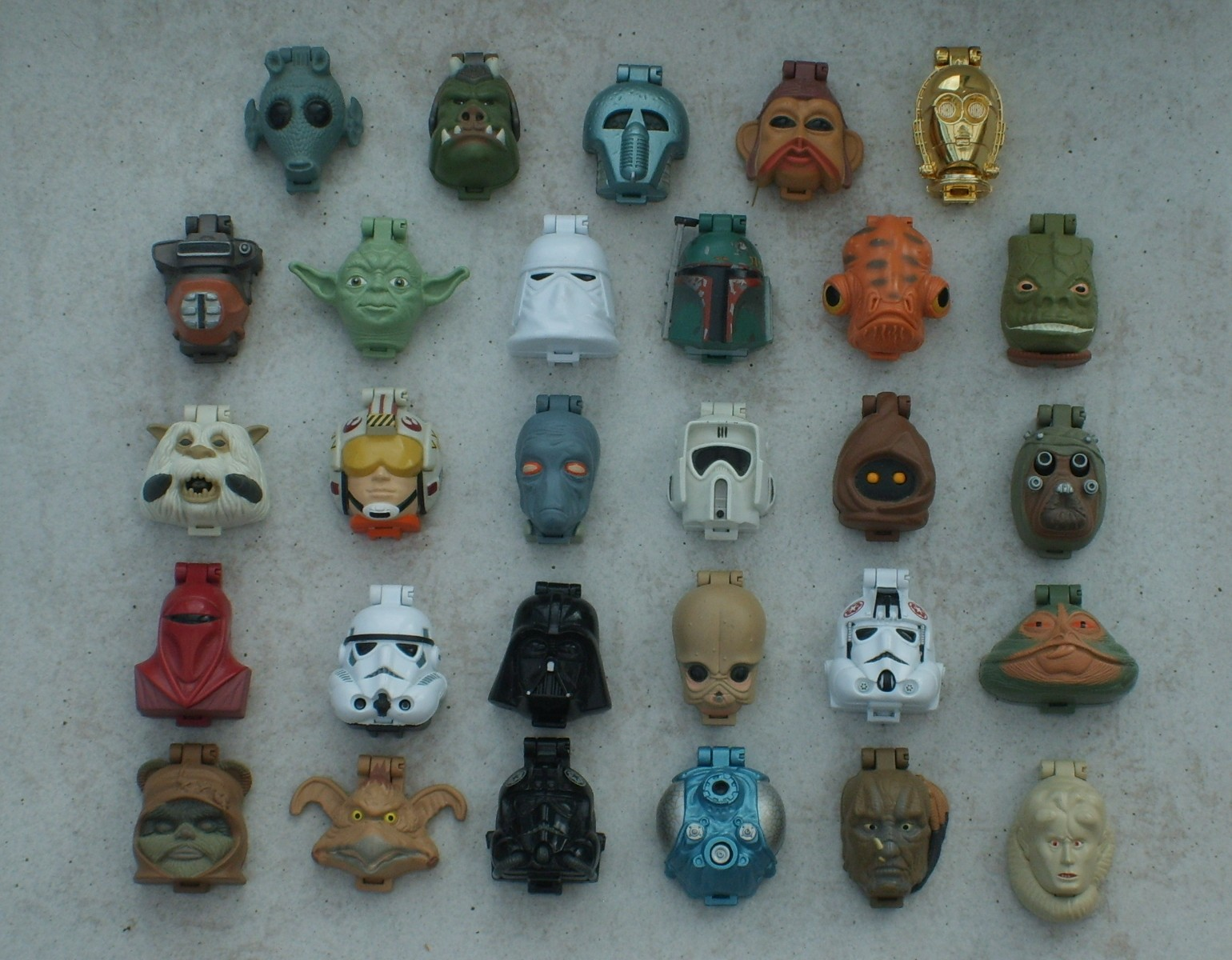 The History Of Star Wars Micro Machines Part 2