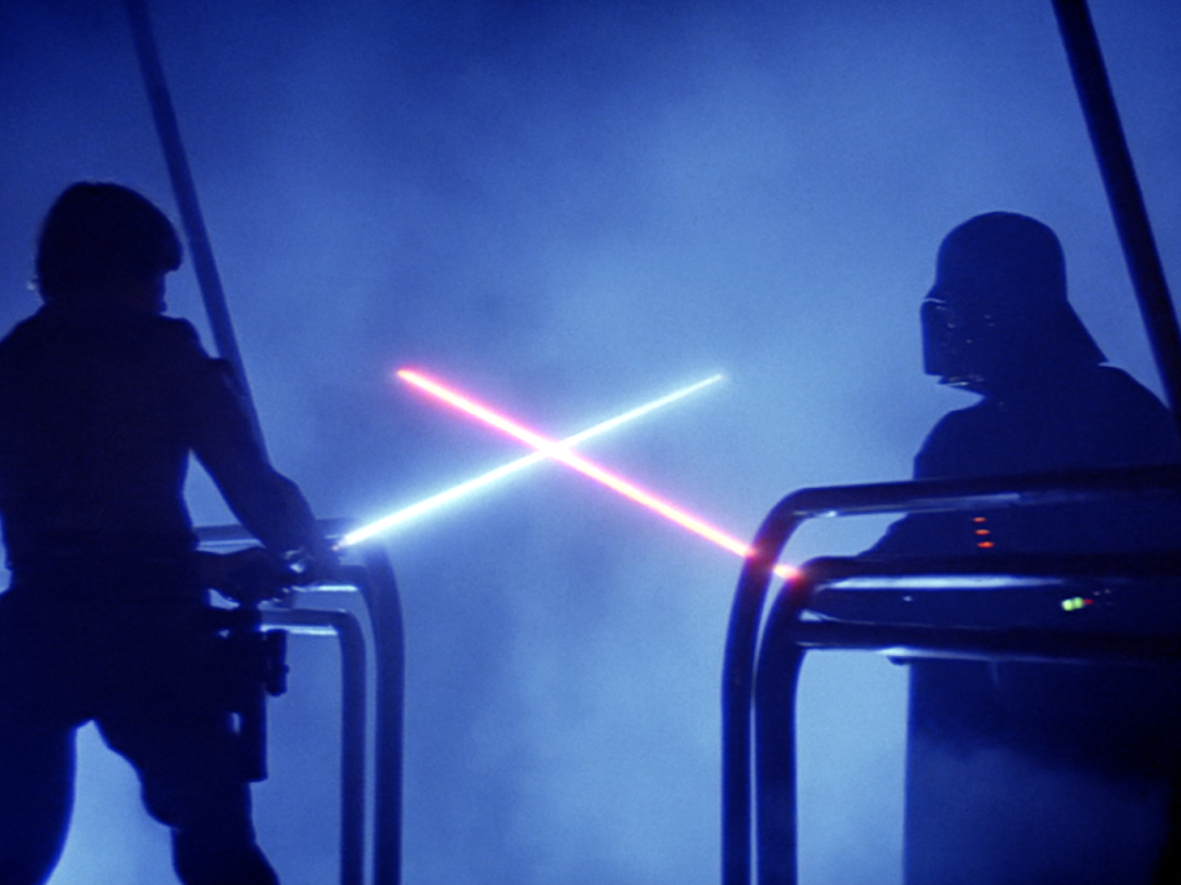The Empire Strikes Back - Luke vs. Darth Vader