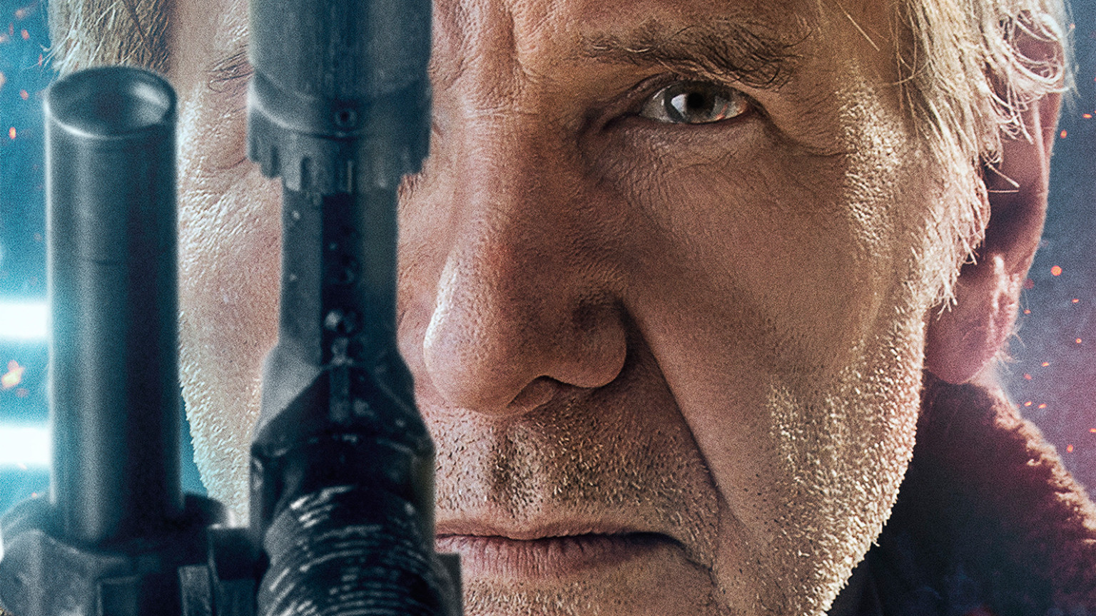 Han Solo - Star Wars: The Force Awakens Character Poster