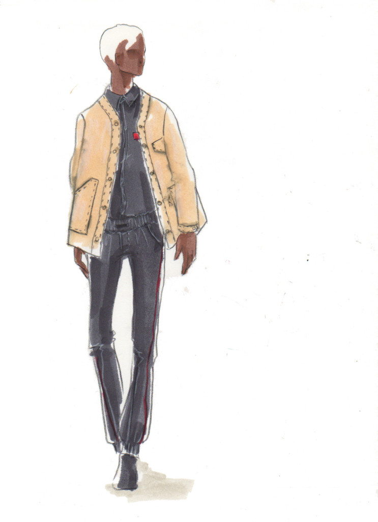 Force 4 Fashion - Timo Weiland