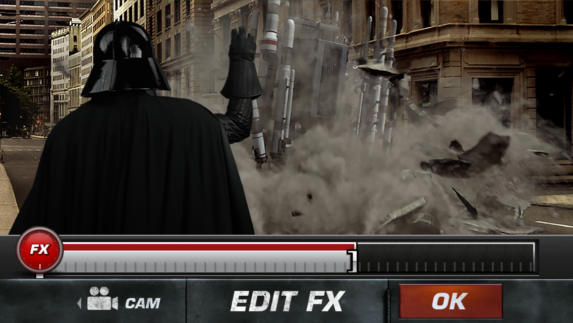 Add Star Wars Special Effects To Your Videos With Action ...